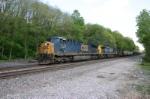 The mix and match coal train again